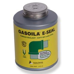 1 Pint Brush-Top Gasoila E-Seal Soft-Set Thread Sealant With PTFE