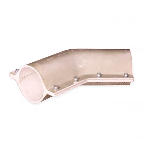 3 Inch 45 Degree Elbow (2 Piece)