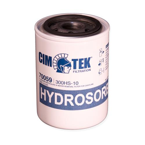 10 Micron Spin-On Filter Hydrosorb - 3/4 Inch Flow