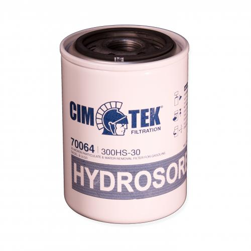 30 Micron Spin-On Filter Hydrosorb - 3/4 Inch Flow