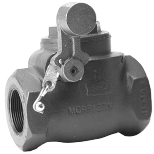 1-1/2 Inch Ductile Iron External Emergency Valve