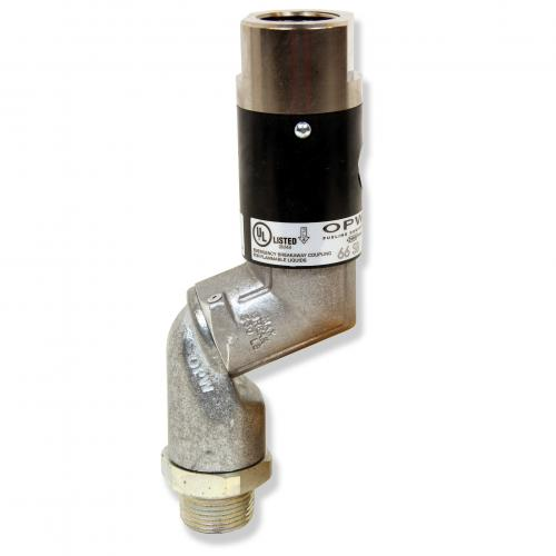 1 Inch Swivel Breakaway Connector
