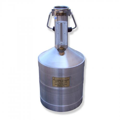 5 Gallon Stainless Steel Test Can