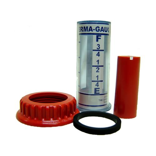 Therma Gauge Type H Repair Parts Kit (Includes Calibration Assembly  Lock Nut  Gasket  Indicator Tube)