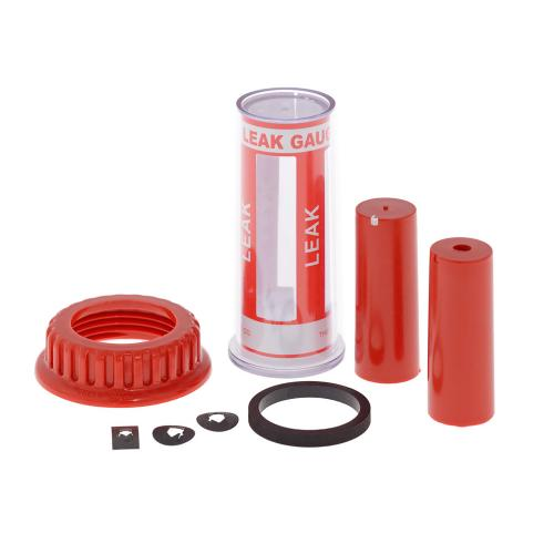 Leak Gauge Type K Repair Parts Kit. Kit Includes Calibration, Lock Nut, Gasket And Two Indicator Tubes