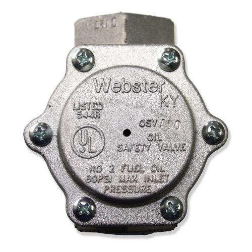 1/2 Inch NPT Oil Safety Valve