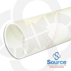 4 Inch X 22-25 Foot Length Plain End Secondary Pipe (Order In Multiples 100 Foot)