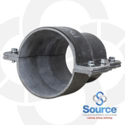 4 Inch X 3 Inch Concentric Reducer (2 Piece)