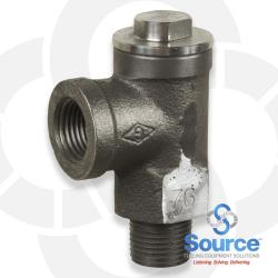 1/2 Inch Expansion Relief Valve - 50 PSI