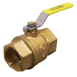 3 Inch Full Port Brass Ball Valve