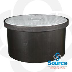 20 Inch Manhole Composite Cover 10 Inch Skirt