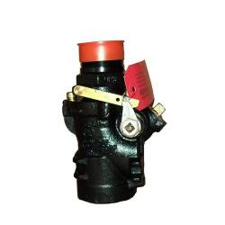1-1/2 Inch NPT Male 10 Series Single-Poppet Emergency Shut-Off Shear Valve