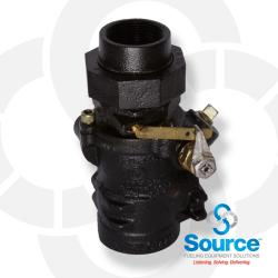 1-1/2 Inch Union Top Emergency Shut-Off Valve- Single