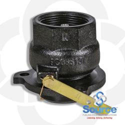 1-1/2 Inch Replacement Valve Top Female Double Poppet