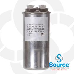 25 Mfd Capacitor For 1-1/2 Hp With Internal Bleed Resistor (P91P19186K50)