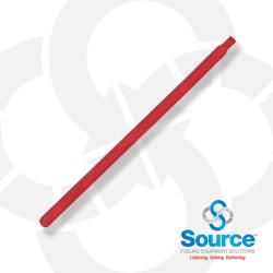 20 Inch Red Hardwood Squeegee Handle