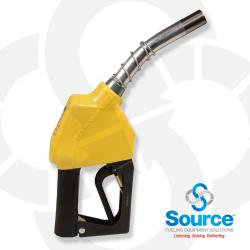 Yellow Leaded / Diesel Nozzle Without Hold Open Clip 3/4 Inch Inlet