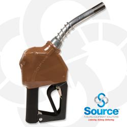 Prepay Gold Unleaded Nozzle With Hold Open Clip 3/4 Inch Inlet