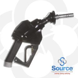 New Black Vapor Assist Nozzle For Gilbarco Vaporvac And Wayne Waynevac