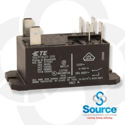 Replacement Relay 120 Volt Ac Coil Iq/Isotrol