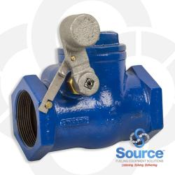2 Inch Horizontal Emergency Shut-Off Valve