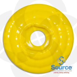 Yellow Waffle Splash Guard For X Xs 1A 1Hs Viii Viiis Nozzles