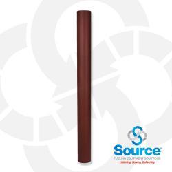 6 Inch X 72 Inch Primed Schedule 40 Steel Pipe Bollard
