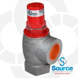 1-1/2 Inch Anti-Syphon Valve 0 To 5 Foot Head Pressure