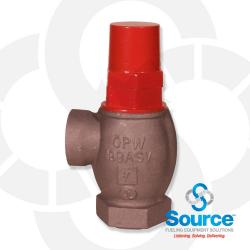 3/4 Anti-Syphon Valve 5 To 10 Foot Head Pressure