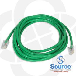 10 Foot Green Ethernet Cable