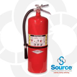 A411 20 Pound ABC Fire Extinguisher