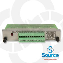 Four Relay Output Interface Module For TLS-350 - Spare Replacement