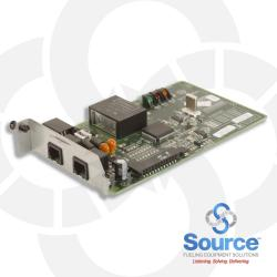 Site Fax 300/1200/2400-Baud Fax / Modem Interface Module For Tls-350 - Spare Replacement