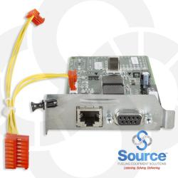 Rs232/485 Dual-Port Module, Db9 With Maintenance Tracker Id Resistor - Uninstalled