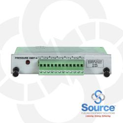 TLS 350 Six-Input Pressurized Line Leak Interface Module - Uninstalled Spare Replacement