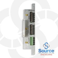 Universal Input / Output Interface Module TLS-450 - Installed