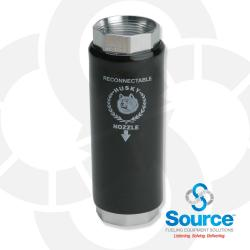 Balance Vapor Recovery Safe-T-Break Reconnectable Breakaway With Black 3990 Scuff Guard