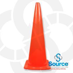 36 Inch Traffic Cone Orange