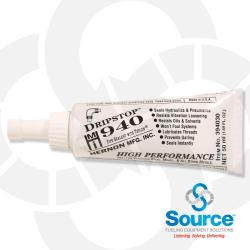 Dripstop 940 Def Pipe Thread Sealant 50 Milliliter Tube White