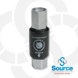 Vacuum Assist Safe-T-Break Reconnectable Breakaway With Black 3098 Scuff Guard