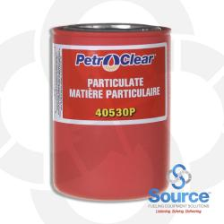 30 Micron Filter 4X5 Petro Clear - 3/4 Inch Flow