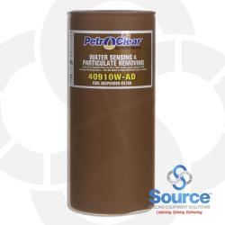 10 Micron Particulate Filter 4X9 With Water Detection - 1 Inch Flow