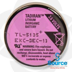 3.6 Volt Lithium Battery For Tls-350