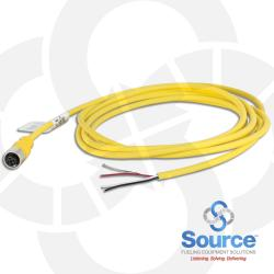 10 Foot Quick Disconnect Cable For LL2 And LL3 Series Probes