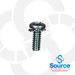 Screw 6-32 Inch X 3/8 Inch Phesphstpl