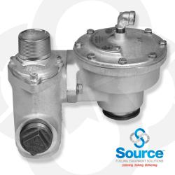 Pressure Regulator Valve Male-NPT