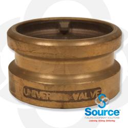 4 Inch Bronze Top Seal Adapter