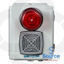 Remote TLS Overfill Alarm Box For TLS-300/350/450