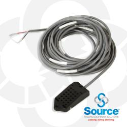 Interstitial Non Discriminating Sensor For Fiberglass Tank For Up To 12 Foot Internal Tank Diameters