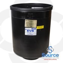 5 Gallon Phil-Tite Replacement Spill Bucket With Drain Valve